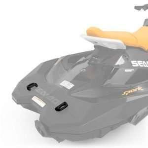 Kit de instalación de base ara moto de agua SPARK