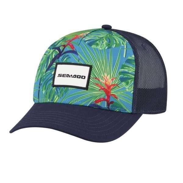 aloha gorra mujer sea-doo