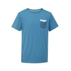 Camiseta azul niño sea-doo