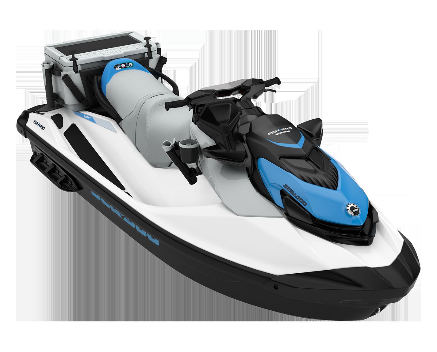Comprar moto de agua Sea-Doo Fish Pro Scout 130 en Barcelona