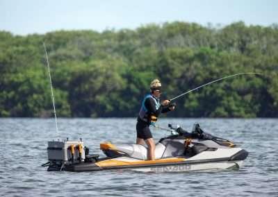 Comprar moto de agua Fish Pro Trophy 2022 Sea-Doo