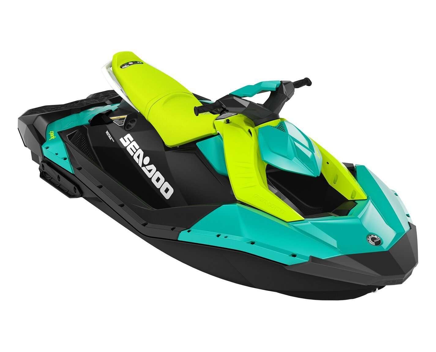 Comprar moto de agua Sea-Doo Spark Trixx 2022 en Barcelona